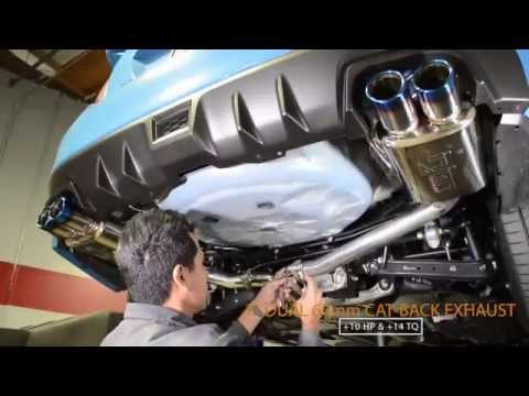 Wrx Performance Parts >> 2015 2016 Subaru Wrx Sti Injen Performance Parts Youtube