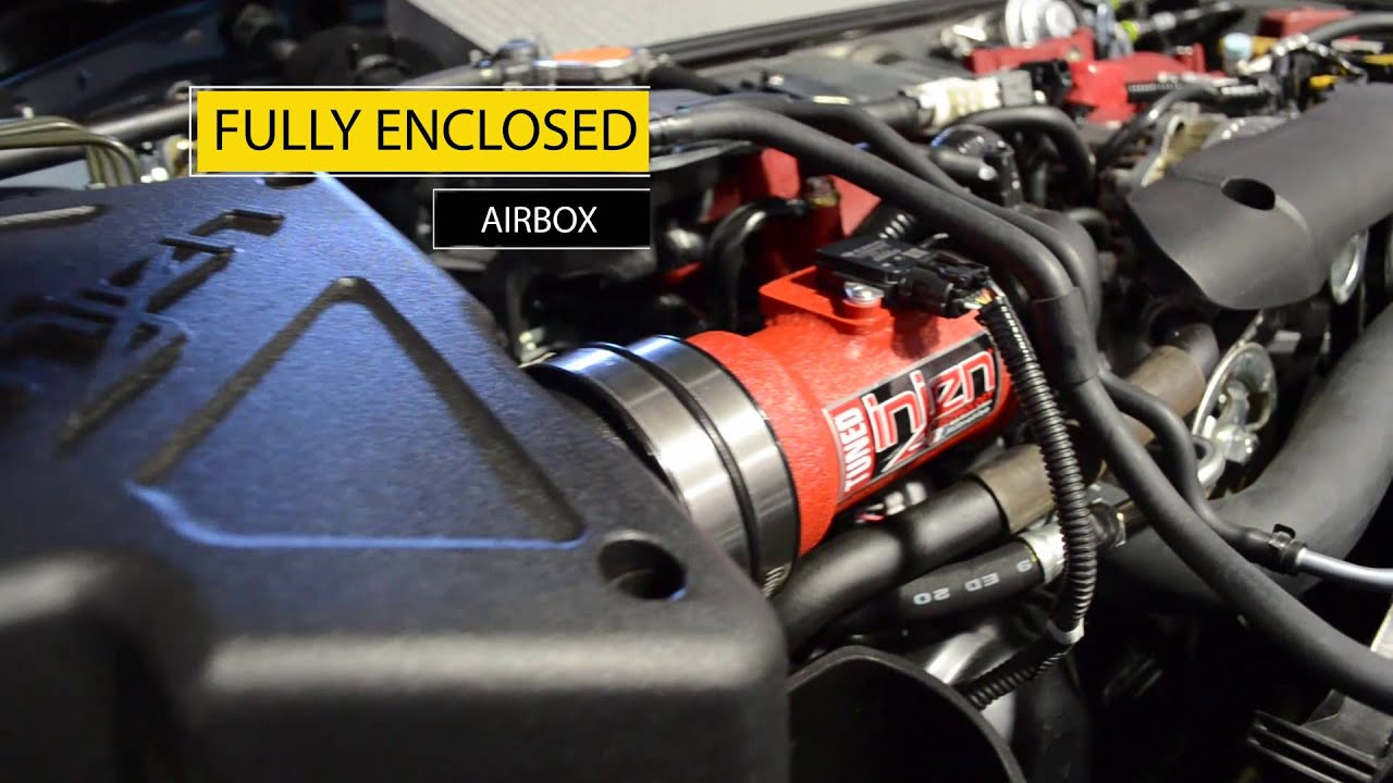 2015 2016 Subaru WRX STi Injen Performance Parts