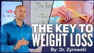 The Key To Weight Loss | What You Must Know
