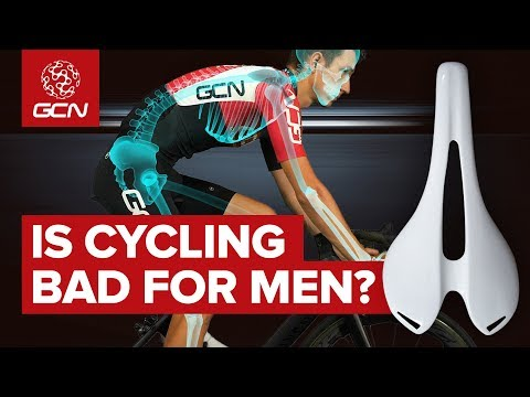 Is Cycling Bad For Men's Sexual Health? GCN Talks Bo***cks