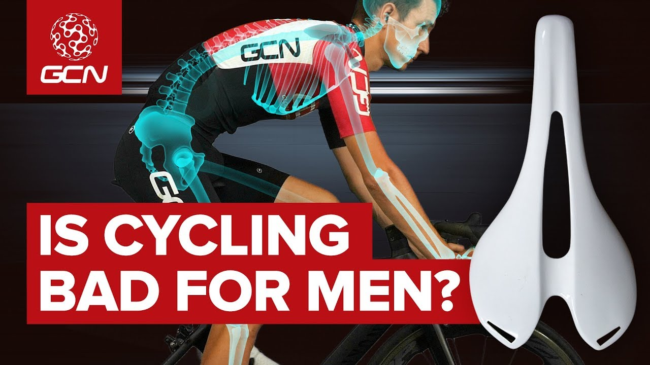 Download Is Cycling Bad For Men's Sexual Health? GCN Talks Bo***cks
