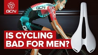 Download Is Cycling Bad For Men's Sexual Health? GCN Talks Bo***cks Mp3 and Videos