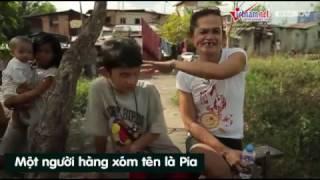 KYO &'Siêu thị tình dục' và những thiên thần nhỏ ở Philippines