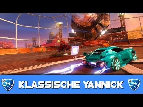 Der klassische YANNICK 🚀 Rocket League German Gameplay thumbnail