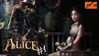 Прохождение American McGee's Alice. Часть 1