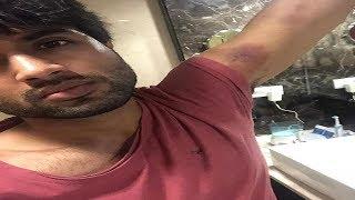 Vijay Deverakonda narrow escape from major accident