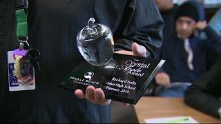 Crystal Apple Award honors Alisal High School teacher