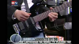 Devojka sa polja zelenih live gitara Marko Jokic cover Zeljko Joksimovic