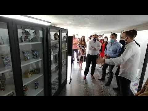 Abre la primera fase del Museo de Sargadelos