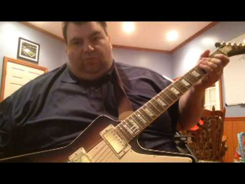 Bill Kelliher Gibson Explorer w/ Evertune and other mods