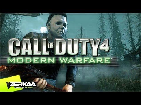 MIKE MYERS | Call of Duty 4 (with The Sidemen)