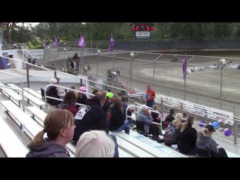 Deming Speedway WA - Jr. Sprints Qualifying (Davis Jacobson) - August 24, 2018