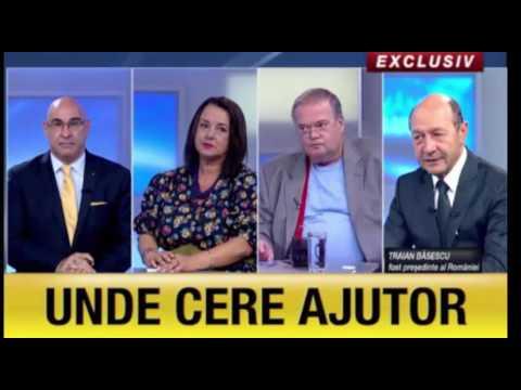 Traian Basescu la RTV -  2 septembrie 2016