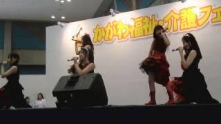 香川発アイドル きみともキャンディ 2013/10/14 高松市 サンメッセ香川.