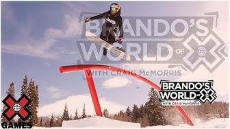 CRAIG MCMORRIS: Brando's World of X | X Games