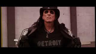 "Alice Cooper - The new album ""Detroit Stories"" - February 26"