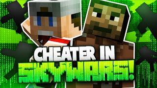 CHEATER IN SKYWARS!