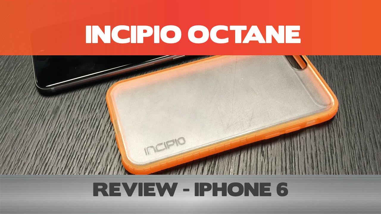new concept f3d77 62940 Incipio Octane Review - iPhone 6