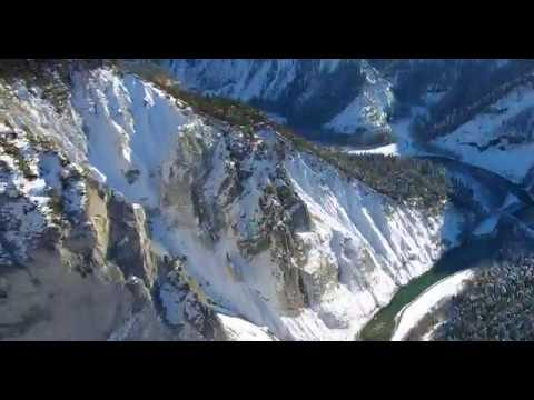 The Swiss Grand Canyon - Rheinschlucht in winter