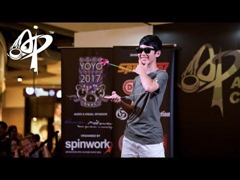 Hajime Miura (JP): Ditto Division - Asia Pacific Yo-yo Championships 2017