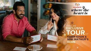 Asian Paints Where The Heart Is Season 2 featuring Kabir Khan & Mini Mathur thumbnail