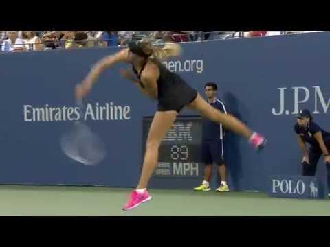 Sport Science: Grunting In Tennis (HD)
