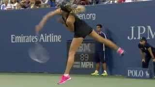 Sport Science: Grunting In Tennis (HD)