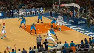 [Gameplay] NBA 2k14 PC Kuroko No Basket Patch