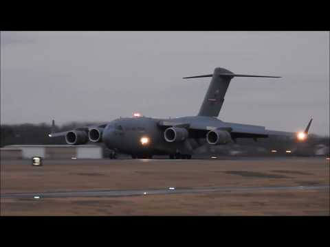 MRB- C-17 Touch-and-Goes + General Aviation