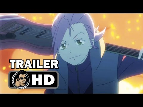 FLCL ALTERNATIVE  Trailer  Toonami Animated Series