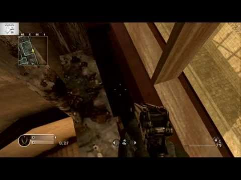 Cod4 How To Get Out Map Backlot