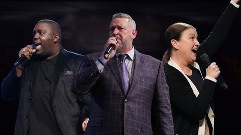 """""""To Be or Not to Be – Made Whole"""" - Pastor Rod Parsley, Pastor Vonnie Lopez, Pastor William McDowell"""