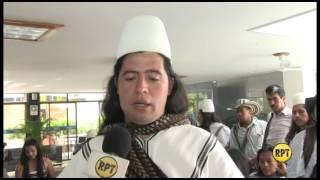 Un arhuaco, precandidato a la alcaldía de Pueblo Bello