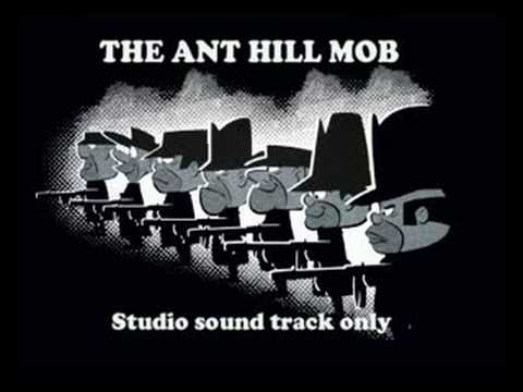 The Ant Hill Mob . Who's loving you tonight (Jimmy Rodgers)