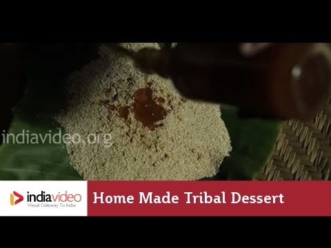 An easy-to-make tribal dessert