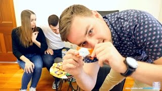 AUSTRALIANS TRY AMERICAN CANDY!!!