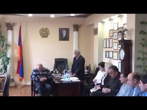 13.04.2018 Ստեփանավան համայնքի ավագանու նիստ