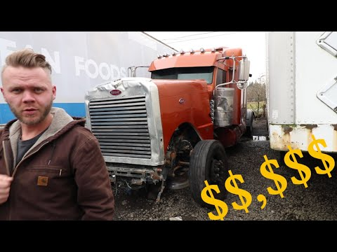 Buying The Cheapest Peterbilt 389 In The Country!!!