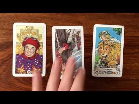 Daily Tarot Reading for 10 April 2018 | Gregory Scott Tarot