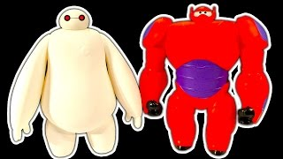 Big Hero 6 Baymax Dark Side Knock Off Toys Vs Scooby Doo Goo Crew Goosplosion