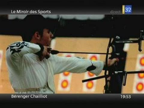 Le miroir des sports b renger chailliot 10 05 2010 for Le miroir des sports
