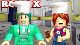 BRAND NEW KITCHEN! COOKING FOR FRIENDS | Roblox Meep City *Kitchen Update*