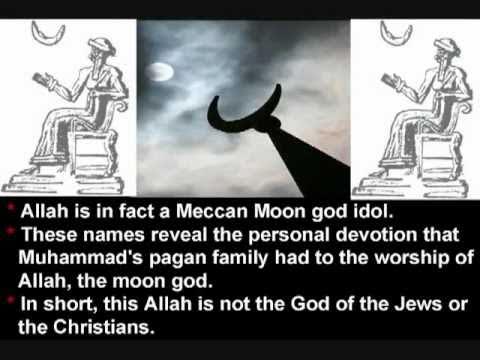 Allah Pre-Islamic