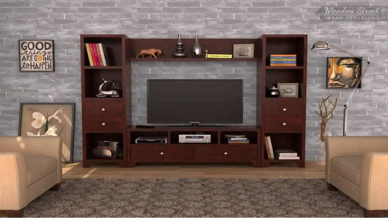 Wardrobe Design With Tv Cabinet Youtube