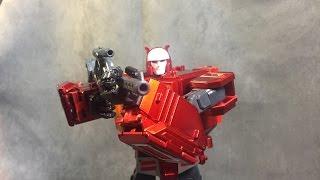 KFC EAVI METAL Transistor & Hifi (Transformers 3rd Party Blaster & Rewind) Thumbnail