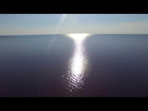 Липовский пляж. Финский залив. Ленобласть.