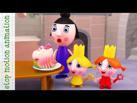 Nanny Plum's Cake