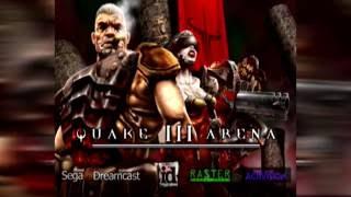 Quake III: Arena (October 7, 2016) Sega Dreamcast Multiplayer Online [Game Play]
