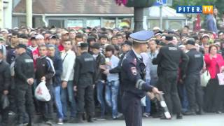 Мусульмане Петербурга отмечают Ураза-байрам