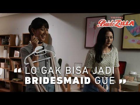 Bridesmaid-nya Dara, Bukan Key? | Bridezilla Featurette